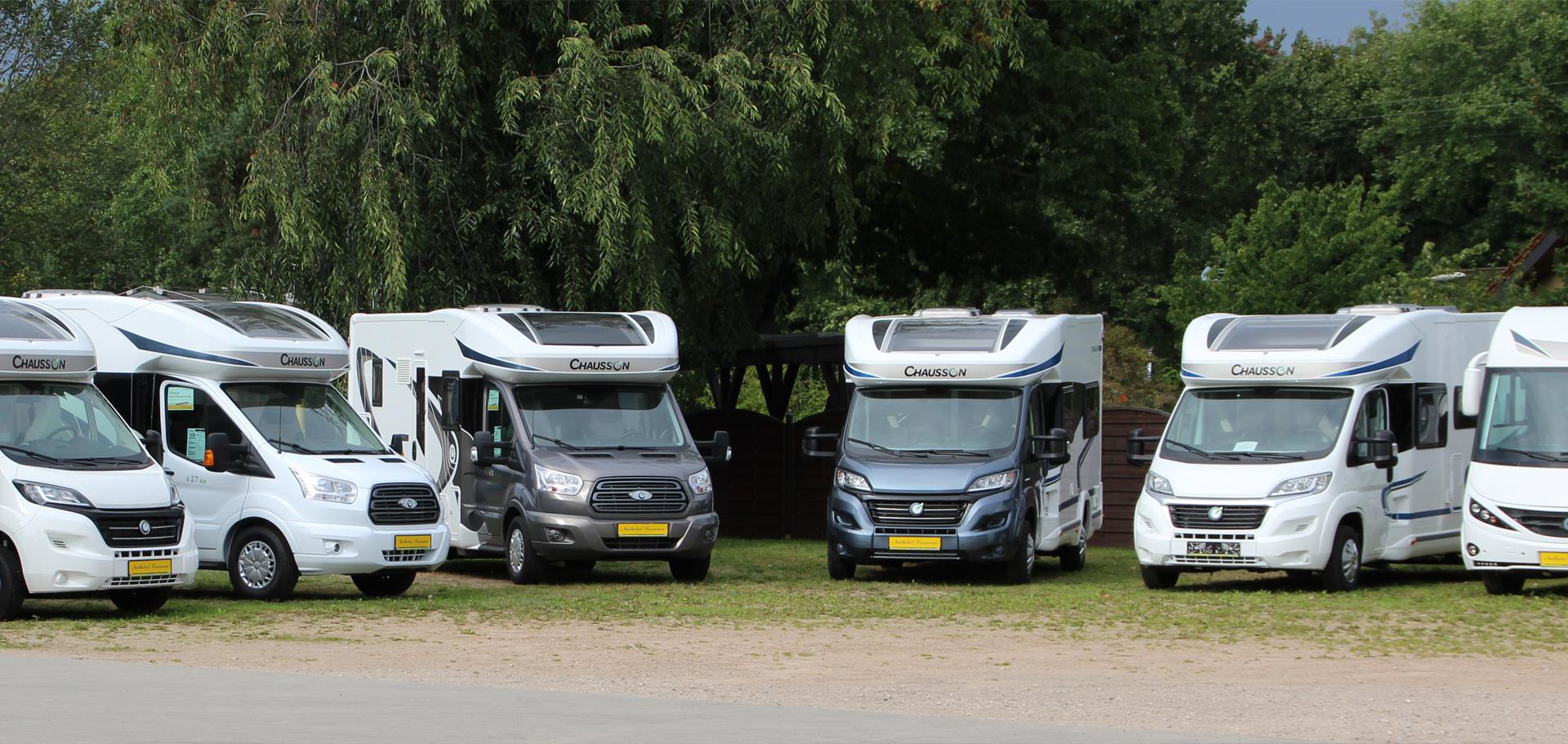 Uitgelezene Nuthetal Caravan GmbH - Wohnmobile, Wohnwagen, Reisemobile kaufen KF-16